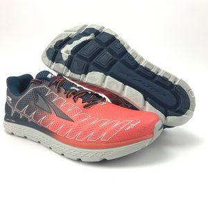 Altra Mens One V3 Orange Running Shoes Size 8.5